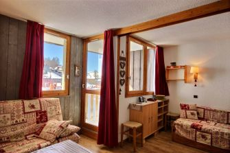 Vente appartement LA PLAGNE MONTALBERT - photo