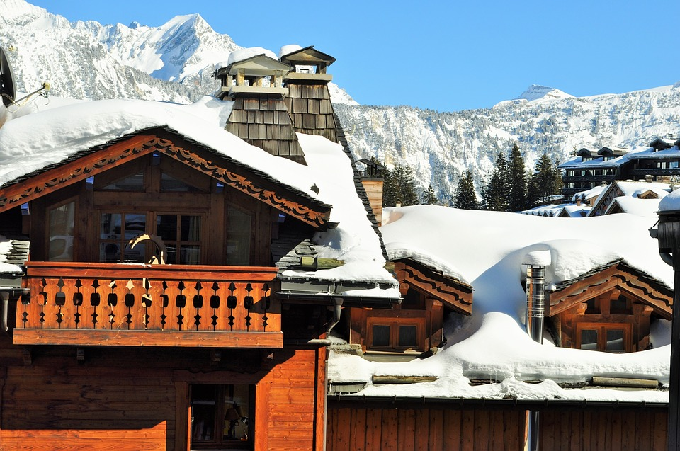 investissement immobilier à la montagne
